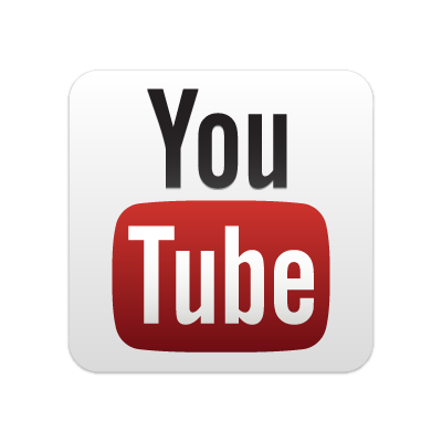 YouTube New button vector