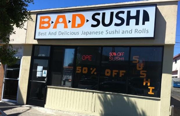 Unbelievable restaurant brand name fails