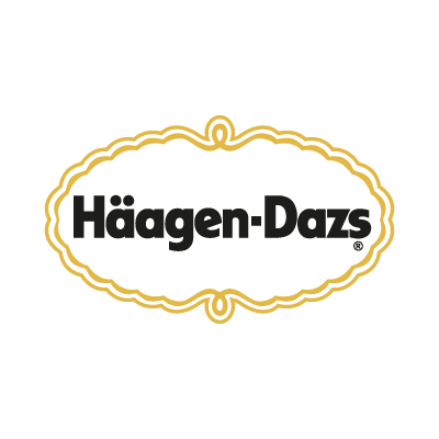 Haagen-Dazs (.EPS) logo vector