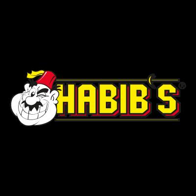 Habib's logo vector