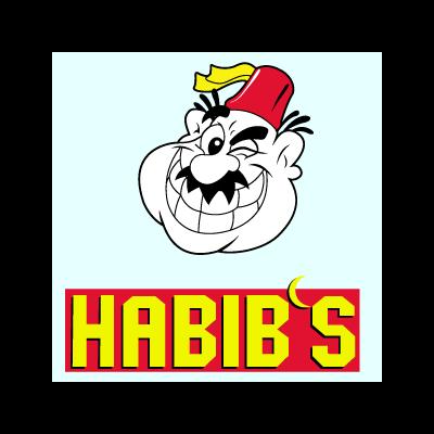 Habibs logo vector