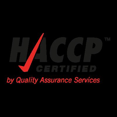 HACCP logo vector