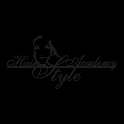 Hair Style Academy logo vector