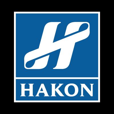 Hakon logo vector