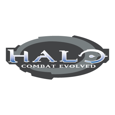 Halo Combat Evolved logo vector