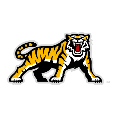 Hamilton Tiger-Cats club logo vector