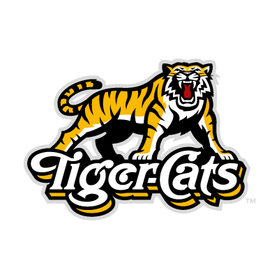 Hamilton Tiger-Cats (.EPS) logo vector