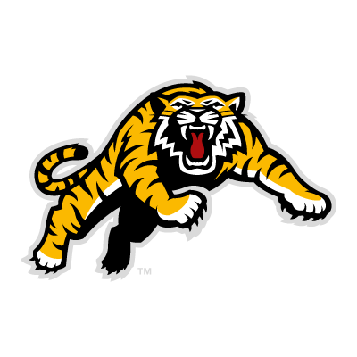 Hamilton Tiger-Cats team vector logo