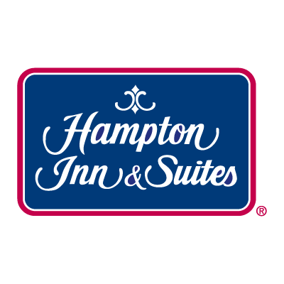 Hampton Inn & Suites logo vector