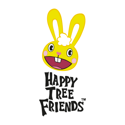 Happy Tree Friends logo vector