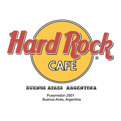 Hard Rock Cafe (.EPS) vector logo
