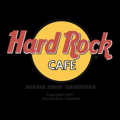 Hard Rock Cafe (.EPS) vector logo