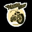 Harley Club logo vector