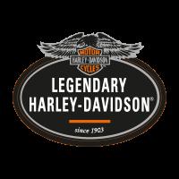 Harley Davidson Legendary vector logo