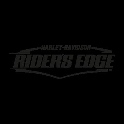 Harley Davidson Rider's Edge logo vector