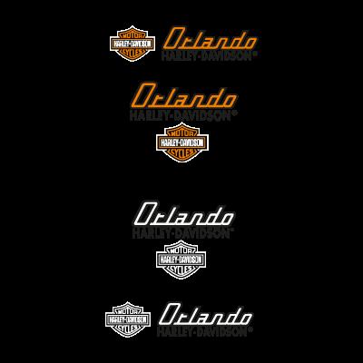 Harley – Orlando logo vector