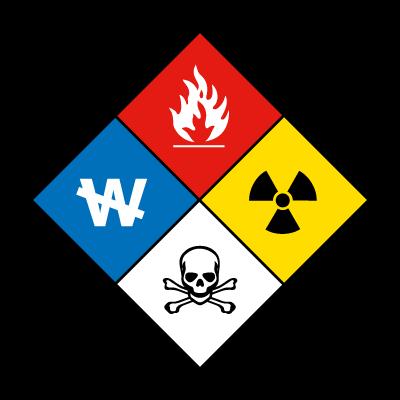 Hazmat vector logo
