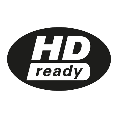 HD Ready logo vector