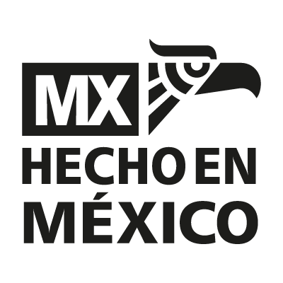 Hecho en mexico ver 1 logo vector