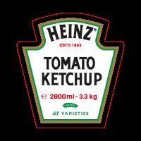 Heinz Tomato Ketchup vector logo