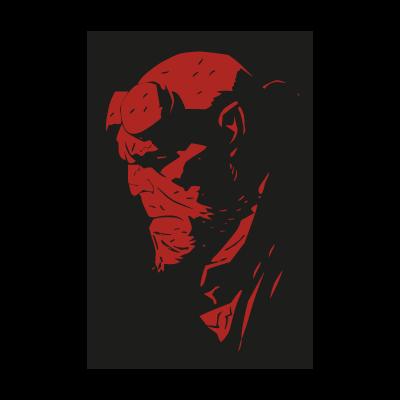 Hellboy Art vector download free