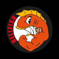 Hellfish vector logo
