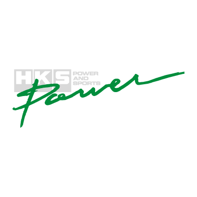 HKS Power logo vector