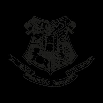 Hogwarts logo vector