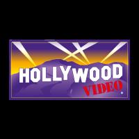 Hollywood Video vector logo