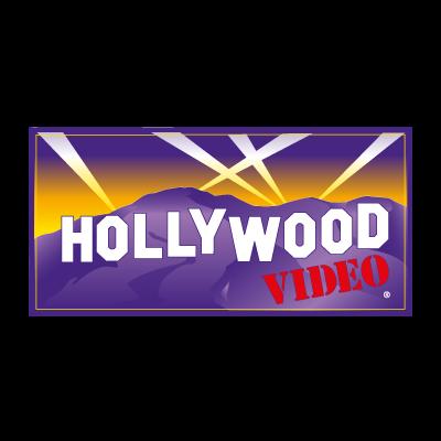 Hollywood Video logo vector