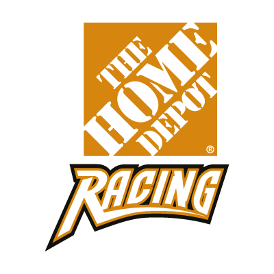 Home Depot Racing logo vector