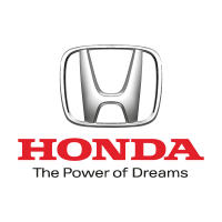 HONDA 3D vector logo