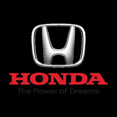 HONDA 3D logo vector