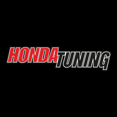 Honda Tuning logo vector
