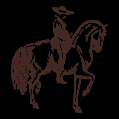 Horse Design vector logo