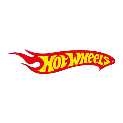 Hot Wheels toy vector logo