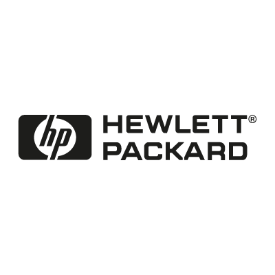 HP – Hewlett Packard logo vector