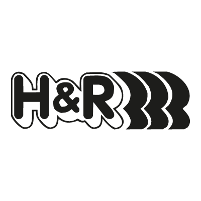 H&R logo vector