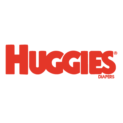 Huggies Diapers logo vector