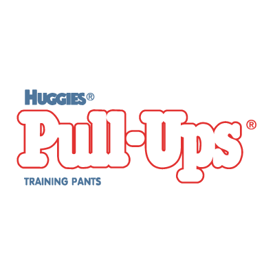 Huggies Pull-Ups vector logo