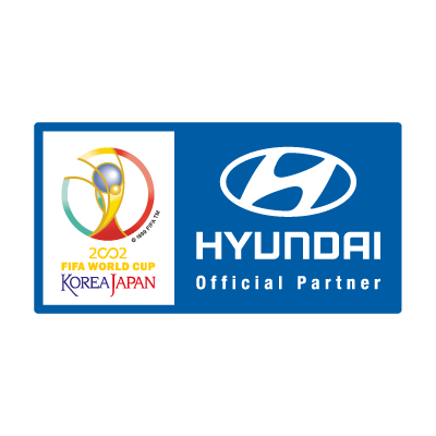 Hyundai – 2002 FIFA World Cup vector logo