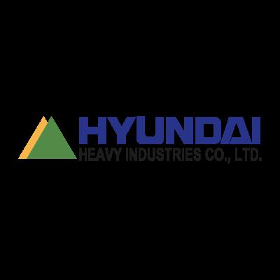 Hyundai Heavy Industries vector logo