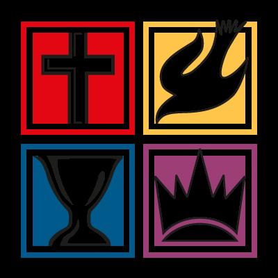 Igreja do Evangelho Quadrangular novo logo vector