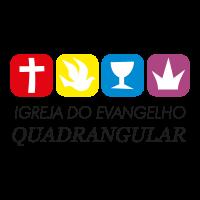 Igreja do Evangelho Quadrangular vector logo