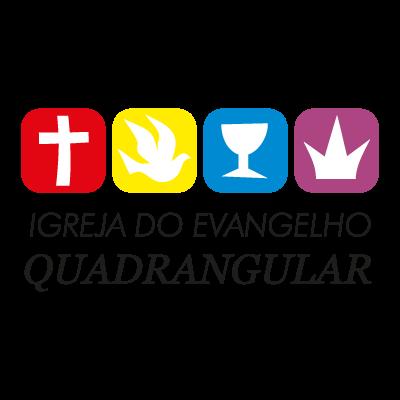 Igreja do Evangelho Quadrangular logo vector