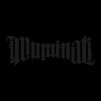 Illuminati vector logo