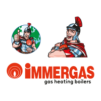 Immergas vector logo