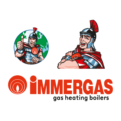 Immergas logo vector