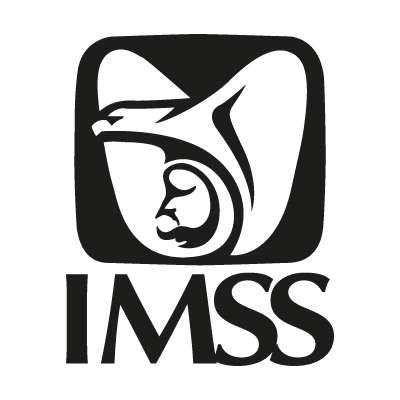 IMSS black logo vector