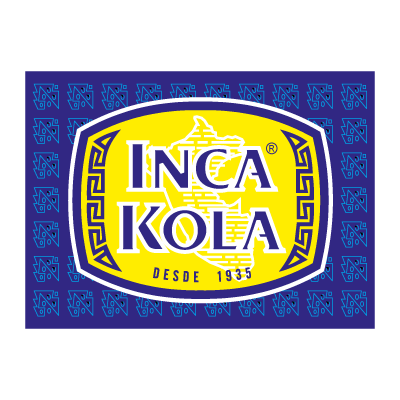 Inca Kola logo vector